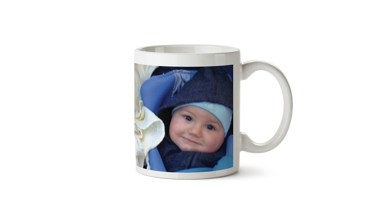 Idée cadeau Lausanne, Mug bébé