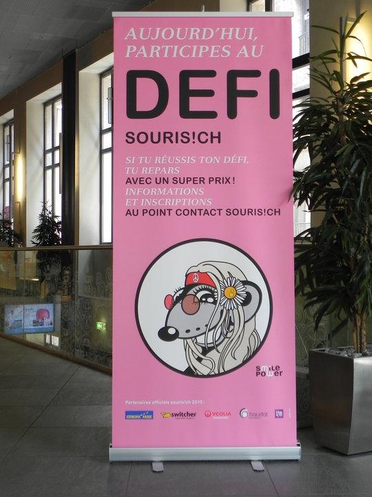 Rollup, support et création à Lausanne