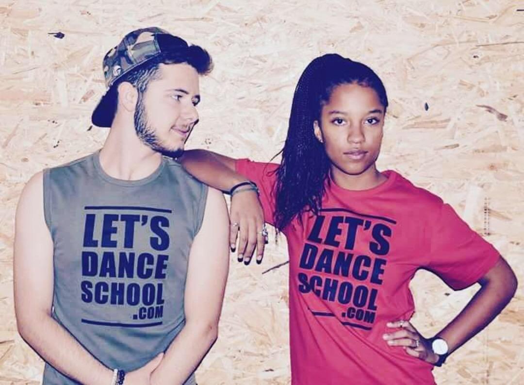 T-shirts fournis par Espace Graphic Lausanne