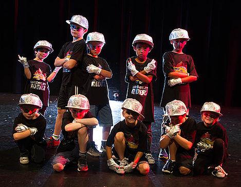 Ecoles de danse pour petits