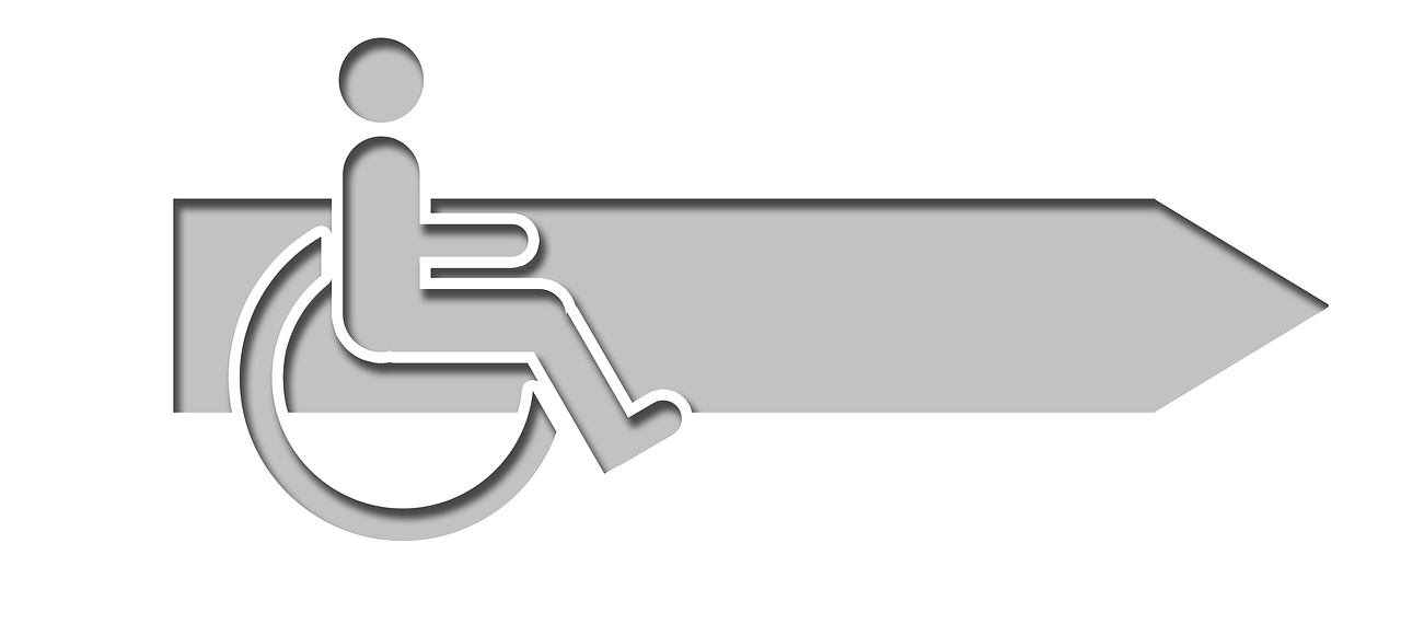 Imprimerie accès handicapés