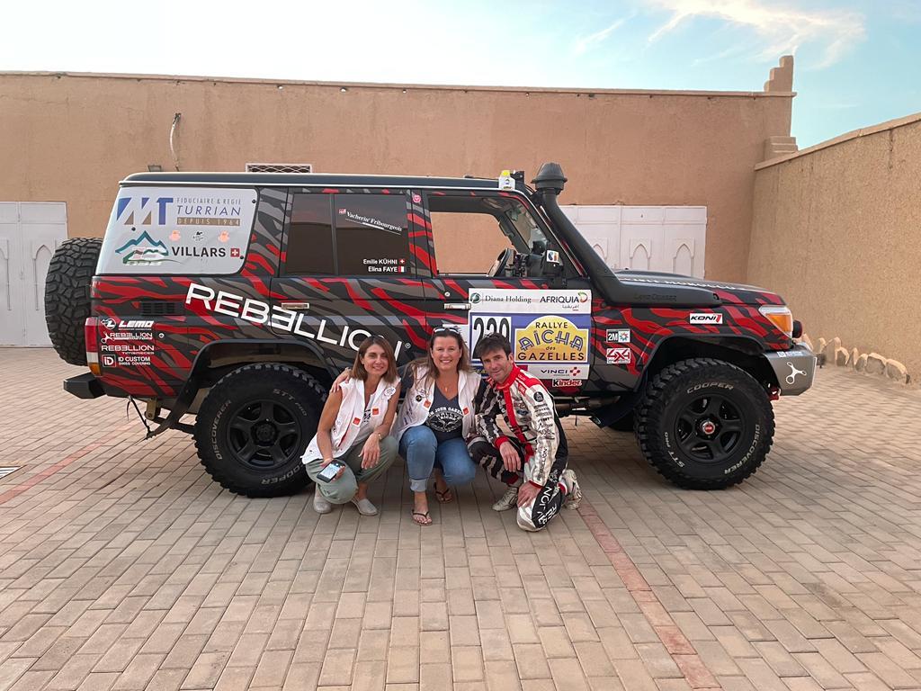 Rally Aïcha des Gazelles du Maroc