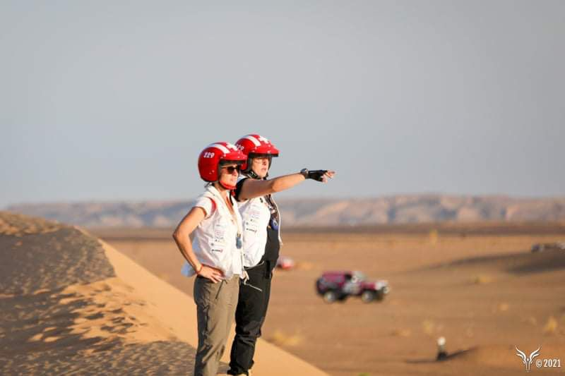 Rallye Aïcha de Gazelles du Maroc